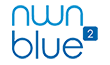 NWN Blue Squared logo
